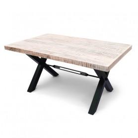 Стол лофт,  ДХАТУ ДХАВАЛ, 1,6 м