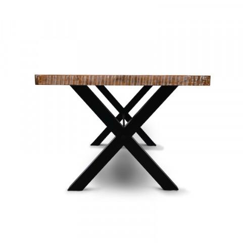 Стол из массива, ДХАТУ ДХАВАЛ, 2 метра